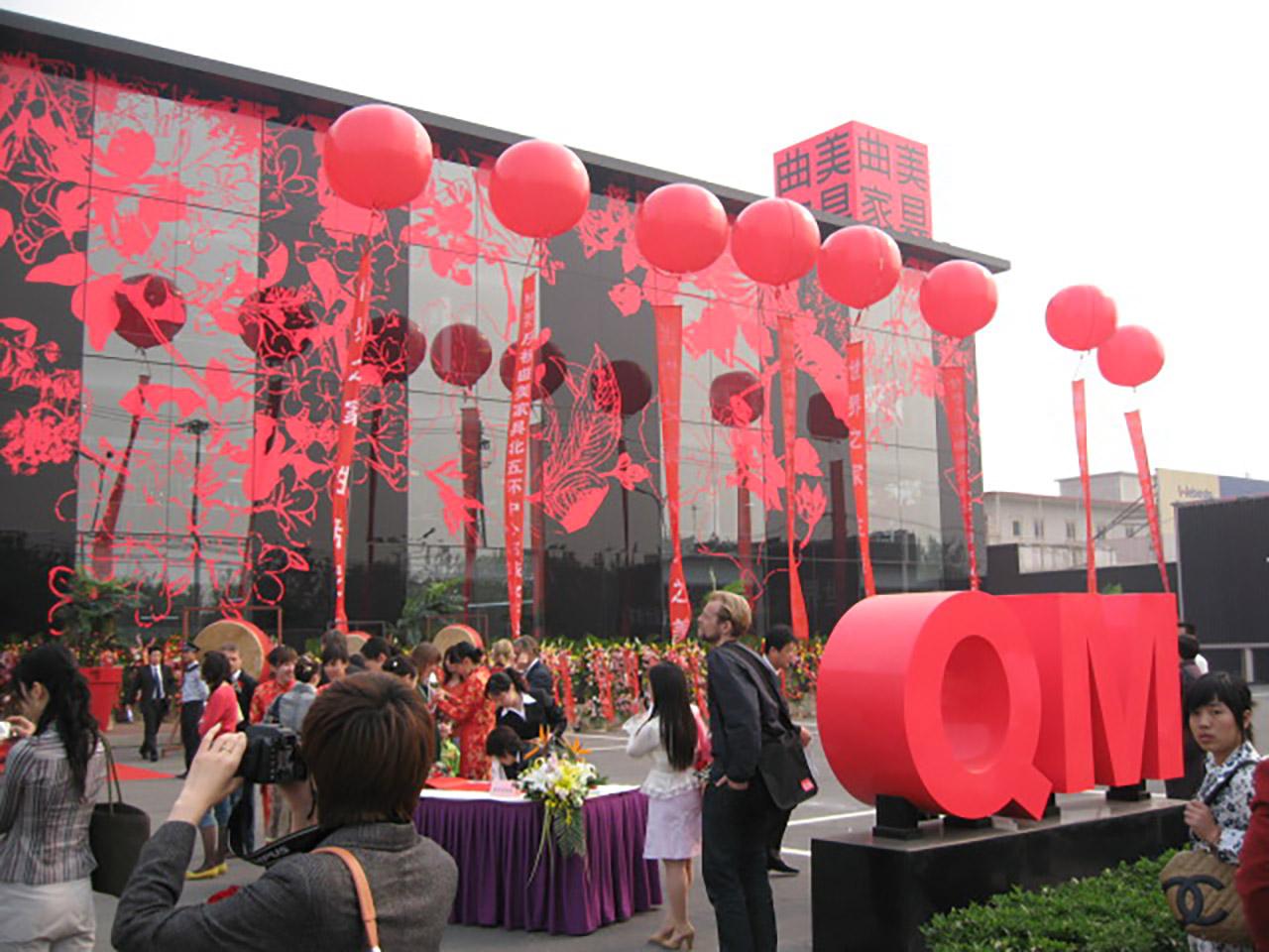 Hans Sandgren Jakobsen – QM Furniture Flagship Store Beijing